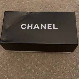 chanel packaging box